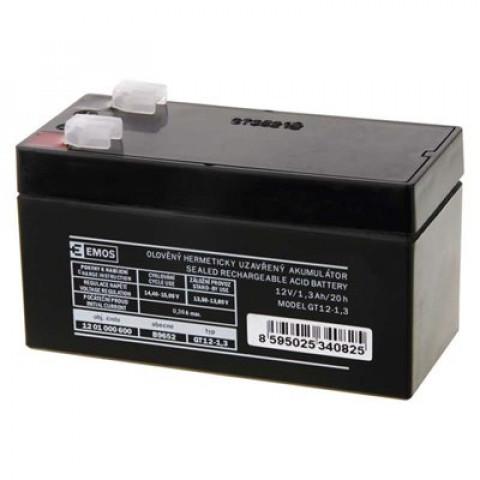 Emos-bezudrzbovy-oloveny-akumulator-12V-1-3Ah-faston-4-7-mm-B9652