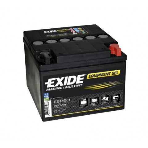 Baterie Exide Equipment GEL 25Ah 12V ES290