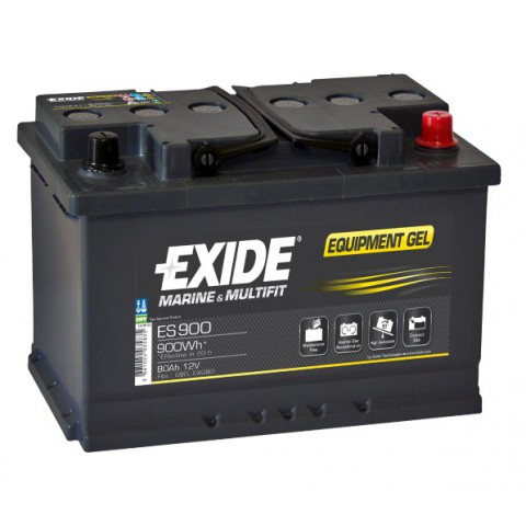 Baterie Exide Equipment GEL 80Ah 12V ES900