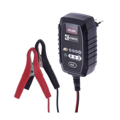 Nabíječka EMOS 6/12V 0,8A N1015